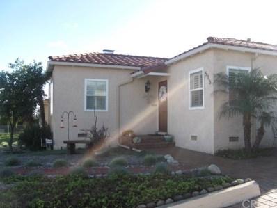 515 Fremont, Alhambra, CA 91801 - MLS#: AR17256250