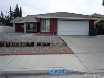 15311 Juniper Avenue, Victorville, CA 92394 - MLS#: AR17256567