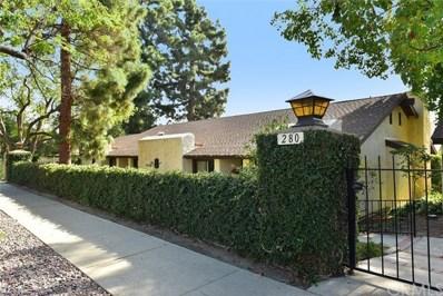 280 W Montecito Avenue UNIT I, Sierra Madre, CA 91024 - MLS#: AR17256844