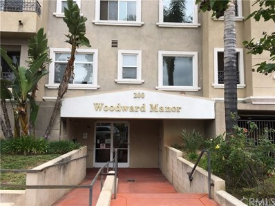 200 N 5th Street UNIT 107, Alhambra, CA 91801 - MLS#: AR17270284