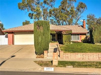3344 Whirlaway Lane, Chino Hills, CA 91709 - MLS#: AR17277790
