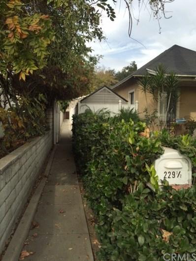 229 W Lemon Avenue, Monrovia, CA 91016 - MLS#: AR17279045