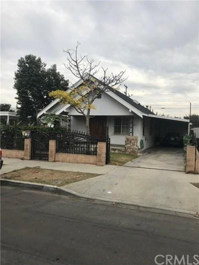 1342 Myrtle Avenue, Long Beach, CA 90813 - MLS#: AR18003305
