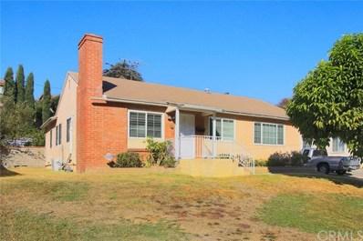1001 Loma Verde Street, Monterey Park, CA 91754 - MLS#: AR18007787