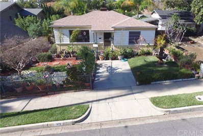 315 May Avenue, Monrovia, CA 91016 - MLS#: AR18014642