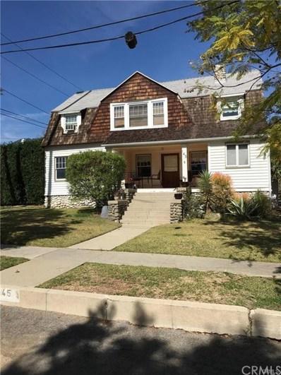 145 San Gabriel Court, Sierra Madre, CA 91024 - MLS#: AR18014657