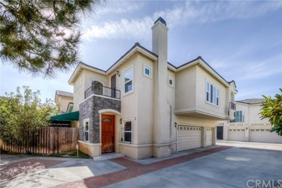 225 N Alhambra Avenue UNIT 3, Monterey Park, CA 91755 - MLS#: AR18017736
