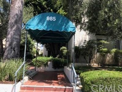 985 E California Boulevard UNIT 306, Pasadena, CA 91106 - MLS#: AR18020164