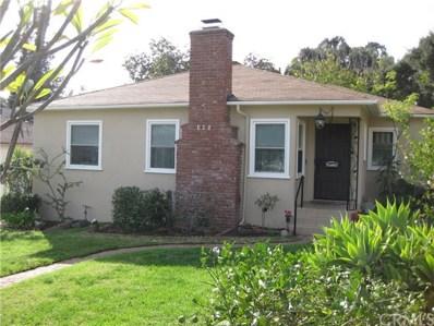 405 Patterson Drive, Monrovia, CA 91016 - MLS#: AR18024953