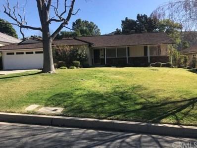 1708 Alta Oaks Drive, Arcadia, CA 91006 - MLS#: AR18027285