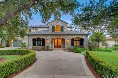 1134 Oakwood Drive, Arcadia, CA 91006 - MLS#: AR18033621
