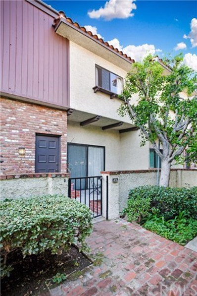 1721 Rogers Place UNIT 47G, Burbank, CA 91504 - MLS#: AR18036587