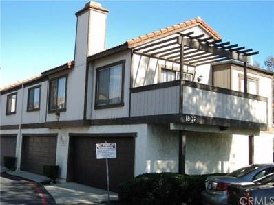 1802 N Vineyard Ave # F, Ontario, CA 91764 - MLS#: AR18038379