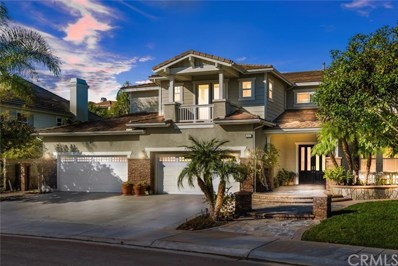 18805 Seabiscuit Run, Yorba Linda, CA 92886 - MLS#: AR18039736