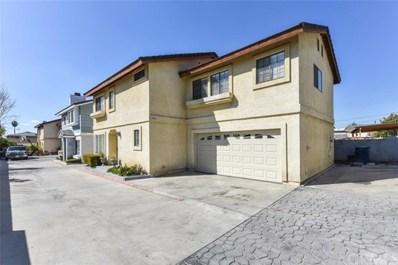 11536 Basye Street, El Monte, CA 91732 - MLS#: AR18045466