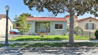 1110 S Sierra Vista Avenue, Alhambra, CA 91801 - MLS#: AR18045854