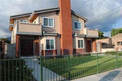 429 W Duarte Road UNIT B, Monrovia, CA 91016 - MLS#: AR18054891