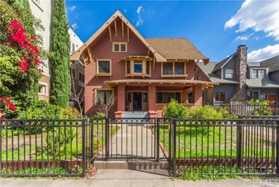 1724 S Harvard Boulevard, Los Angeles, CA 90006 - MLS#: AR18058909