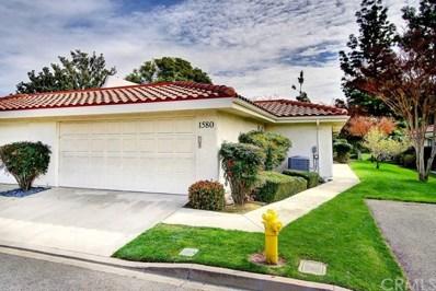 1580 Redhill North Drive, Upland, CA 91786 - MLS#: AR18067427