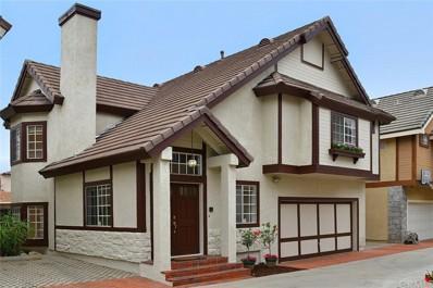 407 S 3rd Avenue UNIT B, Arcadia, CA 91006 - MLS#: AR18068442