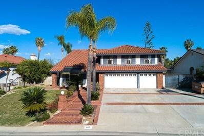 628 El Vallencito Drive, Walnut, CA 91789 - MLS#: AR18069938