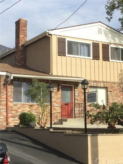 283 W Montecito Avenue UNIT F, Sierra Madre, CA 91024 - MLS#: AR18070082