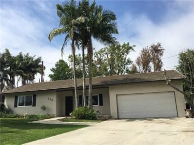 215 Altura Drive, Fullerton, CA 92835 - MLS#: AR18079751
