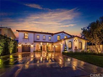 7230 Cottage Grove Drive, Eastvale, CA 92880 - MLS#: AR18083683