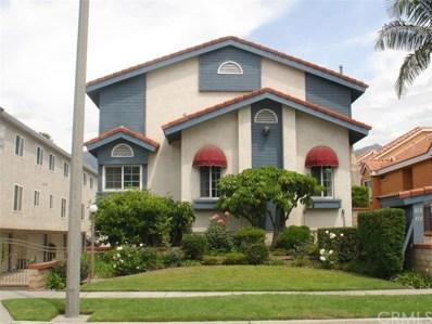 311 California Street UNIT D, Arcadia, CA 91006 - MLS#: AR18085532