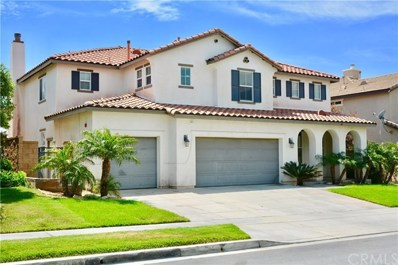 15617 Iron Spring Lane, Fontana, CA 92336 - MLS#: AR18086177