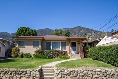 285 W Montecito Avenue, Sierra Madre, CA 91024 - MLS#: AR18087557