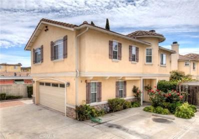 9619 Cortada Street UNIT J, El Monte, CA 91733 - MLS#: AR18087681