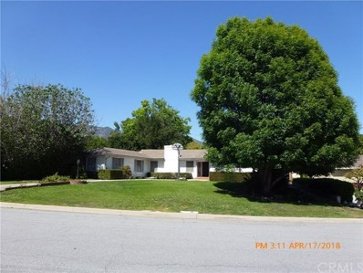 961 Volante Drive, Arcadia, CA 91007 - MLS#: AR18091049