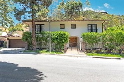 1110 Chantilly Road, Los Angeles, CA 90077 - MLS#: AR18095093