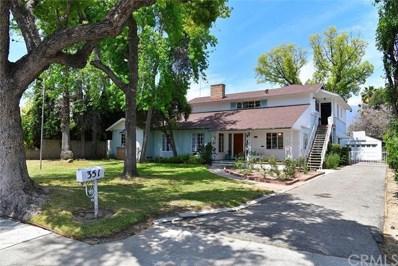 351 W Duarte Road, Arcadia, CA 91007 - MLS#: AR18096278
