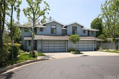 1501 Creekside Court UNIT A, Pasadena, CA 91107 - MLS#: AR18105134