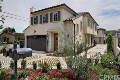 56 Eldorado Street UNIT A, Arcadia, CA 91006 - MLS#: AR18107771