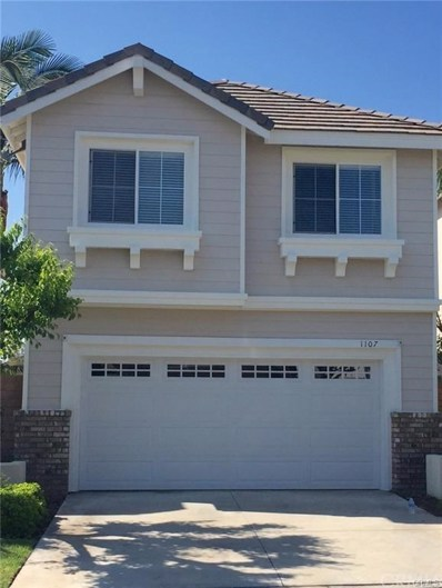 1107 Davis Way, Placentia, CA 92870 - MLS#: AR18108881