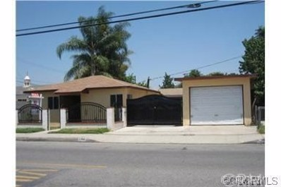 11941 Elliott Avenue, El Monte, CA 91732 - MLS#: AR18110096