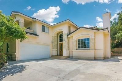 535 Bourdet Street, Walnut, CA 91789 - MLS#: AR18114844