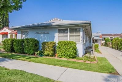 5944 Camellia Avenue, Temple City, CA 91780 - MLS#: AR18116594