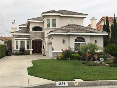 5614 Alessandro Avenue, Temple City, CA 91780 - MLS#: AR18121560