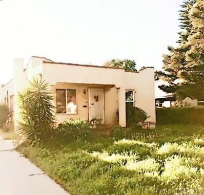 1225 S Sierra Vista Avenue, Alhambra, CA 91801 - MLS#: AR18122314