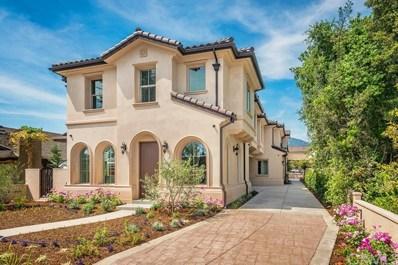 129 El Dorado Street UNIT A, Arcadia, CA 91006 - MLS#: AR18125463