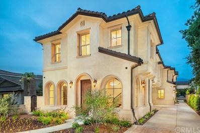 129 El Dorado Street UNIT C, Arcadia, CA 91006 - MLS#: AR18125468