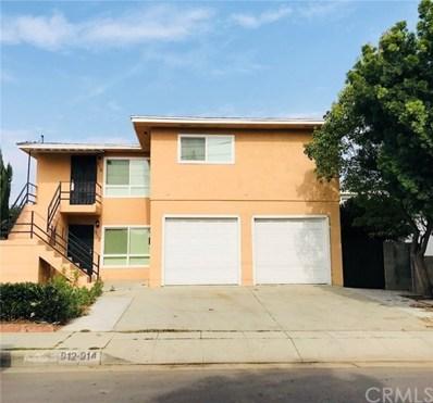 912 S Olive Avenue, Alhambra, CA 91803 - MLS#: AR18127845