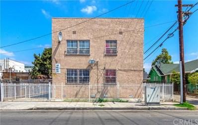 625 E 49th Street, Los Angeles, CA 90011 - MLS#: AR18128517