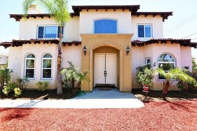 4342 Rio Hondo Avenue, Rosemead, CA 91770 - MLS#: AR18130708
