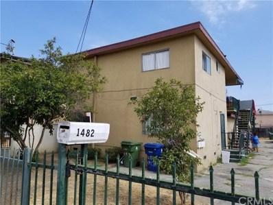 1482 W 35th Street, Los Angeles, CA 90018 - MLS#: AR18132453