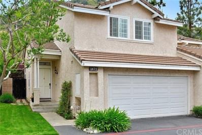 1872 Forest Drive, Azusa, CA 91702 - MLS#: AR18133093